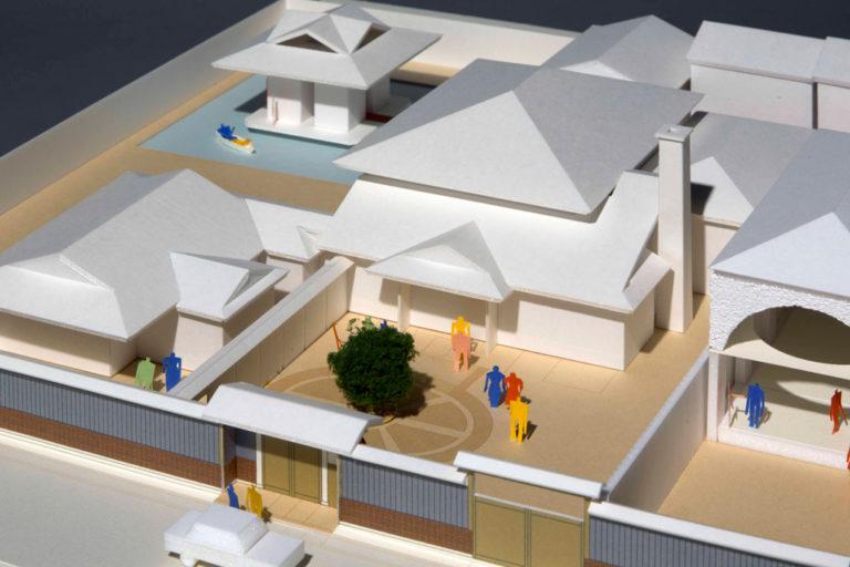 明治の家の改装計画