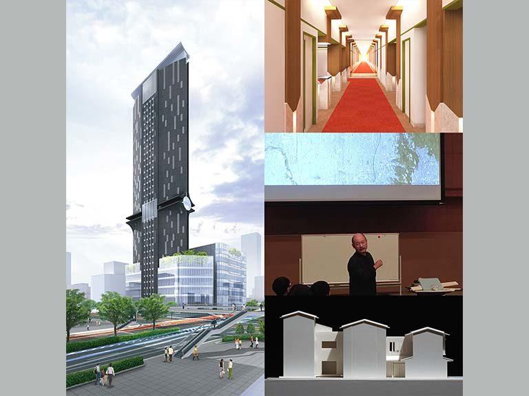 【あなたの知らない建築の世界】公開講座 決定
