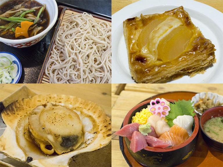 青森・弘前の食レポ