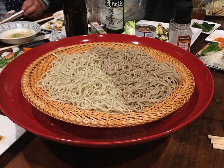 JIA近畿支部大会成功祈願年越手打蕎麦会